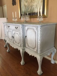 OLD WORLD FRENCH COUNTRY BUFFET...This Buffet will add Style and Charm to your home ... She s Stunning