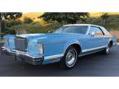 1979 Lincoln Continental Mark V Air Conditioning Outstanding Condition