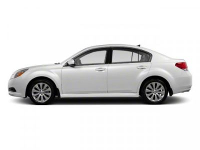 2011 Subaru Legacy 3.6R Limited (Satin White Pearl)