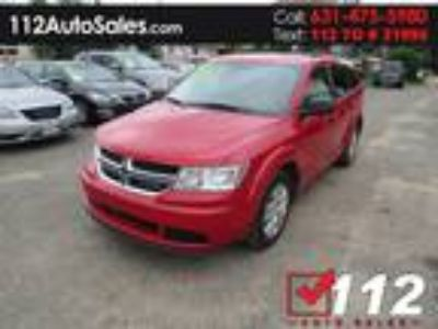 $13495.00 2016 Dodge Journey with 66746 miles!