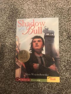 New Shadow of a Bull Book