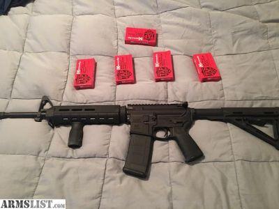 For Sale: PSA AR-15 5.56