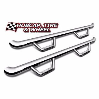 Find SMITTYBILT NERF BAR SILVERADO SIERRA 1500/2500/3500 EXTENDED 6.6' C9989QC-SS motorcycle in West Palm Beach, Florida, United States, for US $499.99