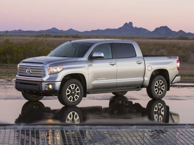 2017 Toyota Tundra Limited (Magnetic Gray Metallic)