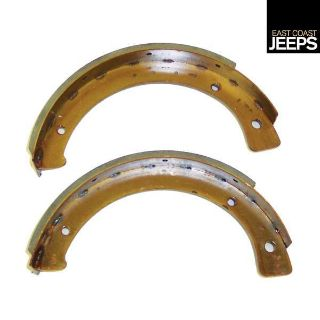 Purchase 16731.01 OMIX-ADA Emergency Brake Shoes, Tran Case Mount, 41-71 Willys & CJ motorcycle in Smyrna, Georgia, US, for US $30.41