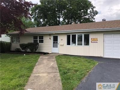 3 Bed 1.5 Bath Foreclosure Property in Kendall Park, NJ 08824 - Pelham Rd
