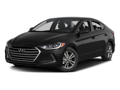 2017 Hyundai Elantra (Not Given)