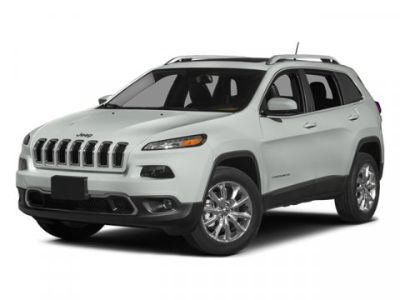 2014 Jeep Cherokee Latitude (Billet Silver Metallic Clearcoat)
