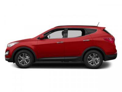 2013 Hyundai Santa Fe Sport 2.0T (Serrano Red)