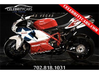 2010 Ducati Motorcycle