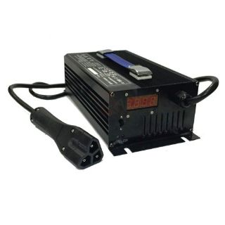 Sell 48V Golf Cart Charger For EZGO RXV Golf Carts Ez Go 48 Volt 18 AMP RXV 3 Prong motorcycle in Lapeer, Michigan, United States, for US $249.95
