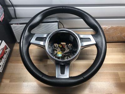 Manual Black Sport Design Steering Wheel/Airbag 997/991