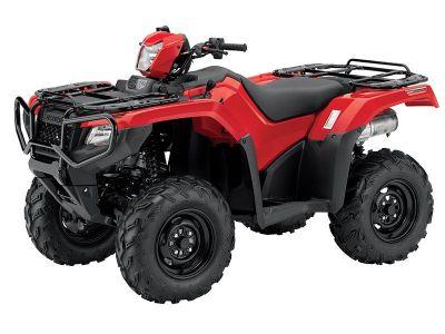 2015 Honda FourTrax Foreman Rubicon 4x4 DCT EPS Utility ATVs Castaic, CA