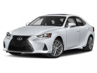 2019 Lexus IS IS (EMINENT WHITE)