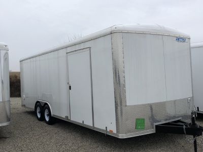 2017 Cargo Express Car Hauler 8.5 X 24