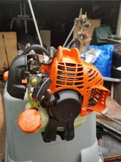 A nice condition ECHO SRM-225 weedeater