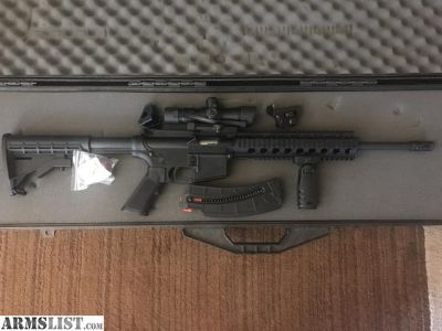 For Sale: Smith&Wesson M&P-15-22