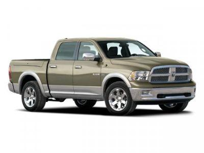 2009 Dodge RSX Laramie (Brilliant Black Pearl)