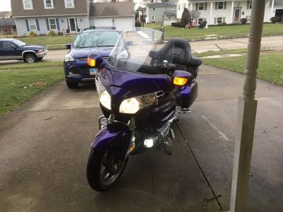 2003 Honda GOLD WING 1800 ABS