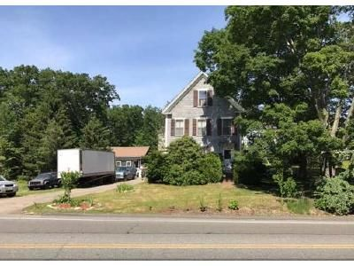 4 Bed 1 Bath Foreclosure Property in Merrimac, MA 01860 - Broad St