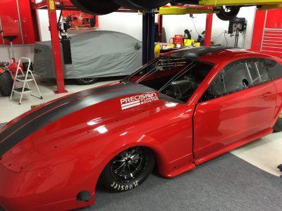 Mustang Pro Mod Turbo Car