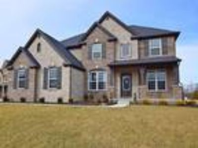 Custom home in high end Pendleton subdivision