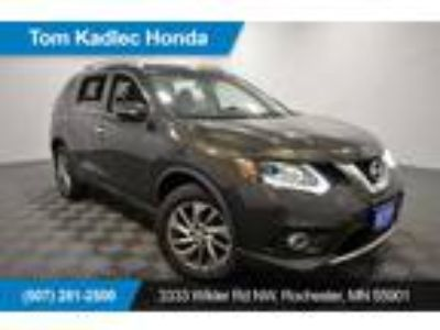 used 2015 Nissan Rogue for sale.