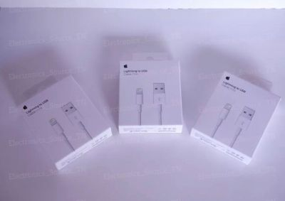 Apple OEM 6ft/2 ml New Charging Cords