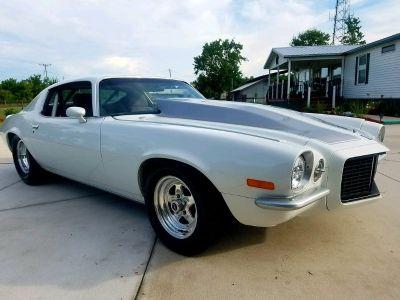 1970 true rs camaro