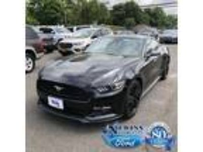 $22023.00 2016 FORD Mustang with 19556 miles!