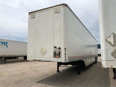 53 Ft Storage Trailer