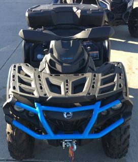2016 Can-Am OUTLANDER XT Sport-Utility ATVs Clinton Township, MI