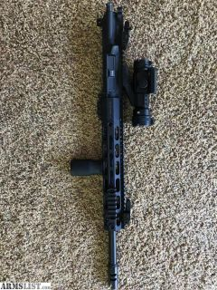 For Sale: BCI Defense Professional Series 300 Blackout Upper