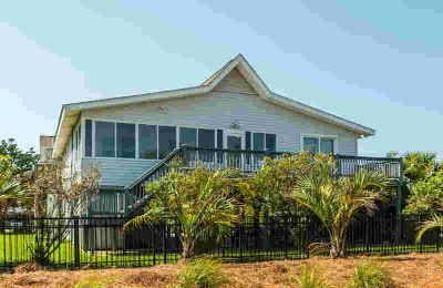 2002 Palmetto Boulevard Edisto Island Three BR, Million Dollar
