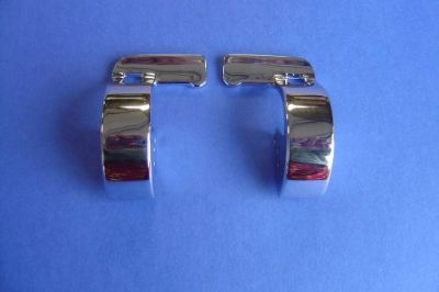 Find 1961-1962-1963-1964 CADILLAC CONVERTIBLE TOP LATCH HANDLES-PAIR-CHROME motorcycle in Ross, Ohio, United States, for US $47.99