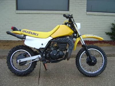 1998 Suzuki Motor of America Inc. DS80 Competition/Off Road Motorcycles Winterset, IA