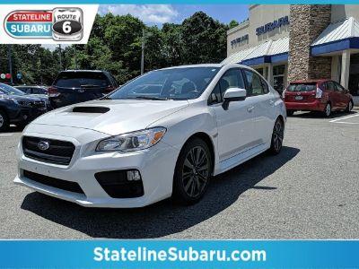 2015 Subaru Impreza WRX Base (Crystal White Pearl)