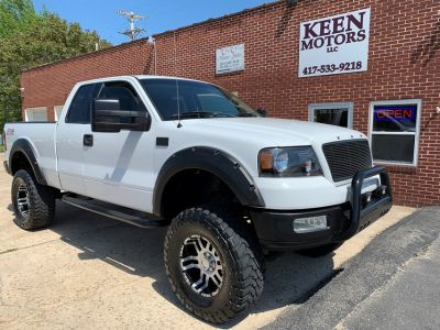 2004 Ford F-150 Super Cab FX4 4x4 Lifted