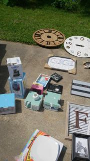 Yard sale!!! Everything must go!!