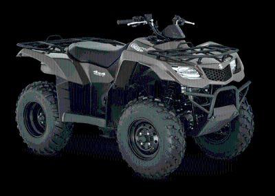 2016 Suzuki KingQuad 400FSi Utility ATVs Boise, ID