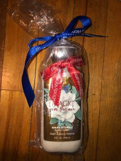 New Bath and Body Works Magic is in the Air full size