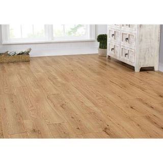 Montego Oak Laminate Flooring - 214 Square Feet