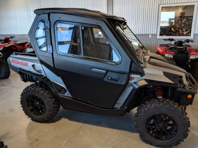 2017 Can-Am Commander XT 800R Side x Side Utility Vehicles Rapid City, SD
