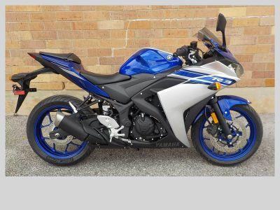 2016 Yamaha YZF-R3 Sport Motorcycles San Antonio, TX