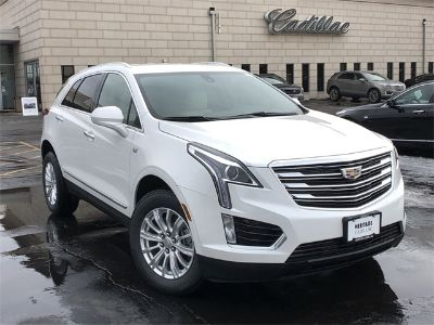 2019 Cadillac XT5 (Crystal White)