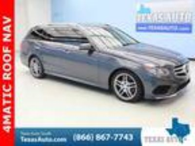 used 2014 Mercedes-Benz E-Class Wagon for sale.