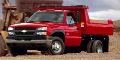 2004 Chevrolet Silverado 3500 WT (Summit White)