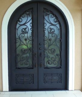 Black Door / Iron Doors