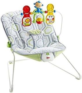 Fisher Price Geo Meadow Bouncer