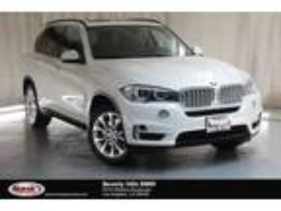 Used 2016 BMW X5 eDrive White, 23.6K miles